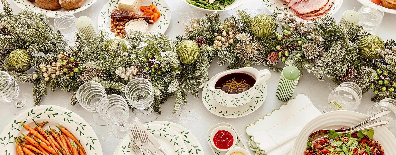 Mistletoe Table