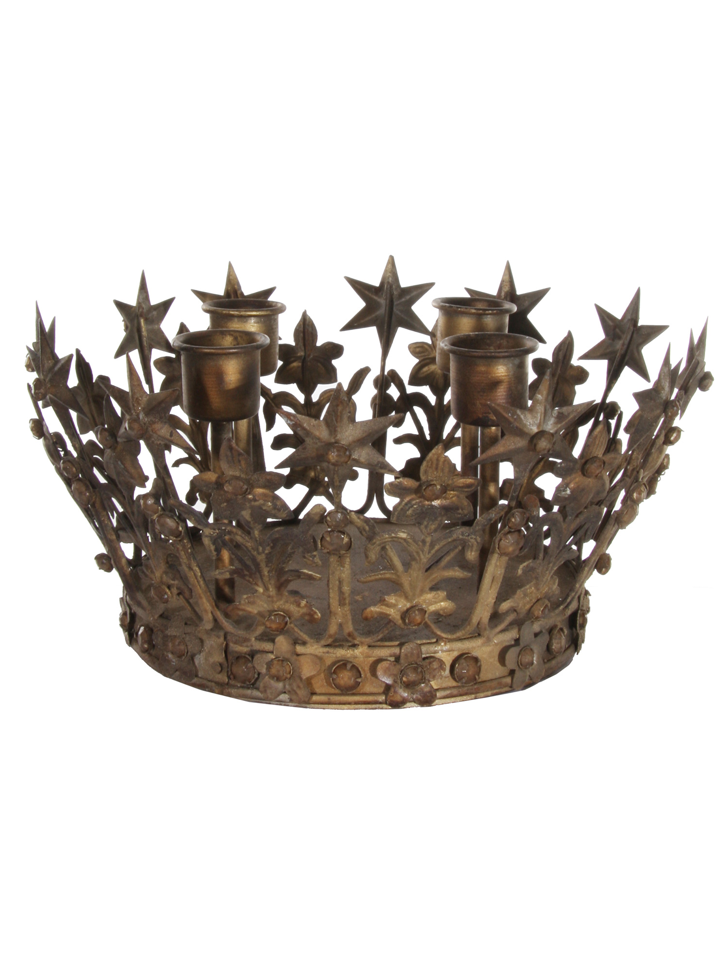 christmas star and crown ornaments sophie conran shop